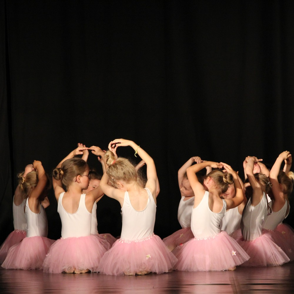 Kreatives Kinderballett